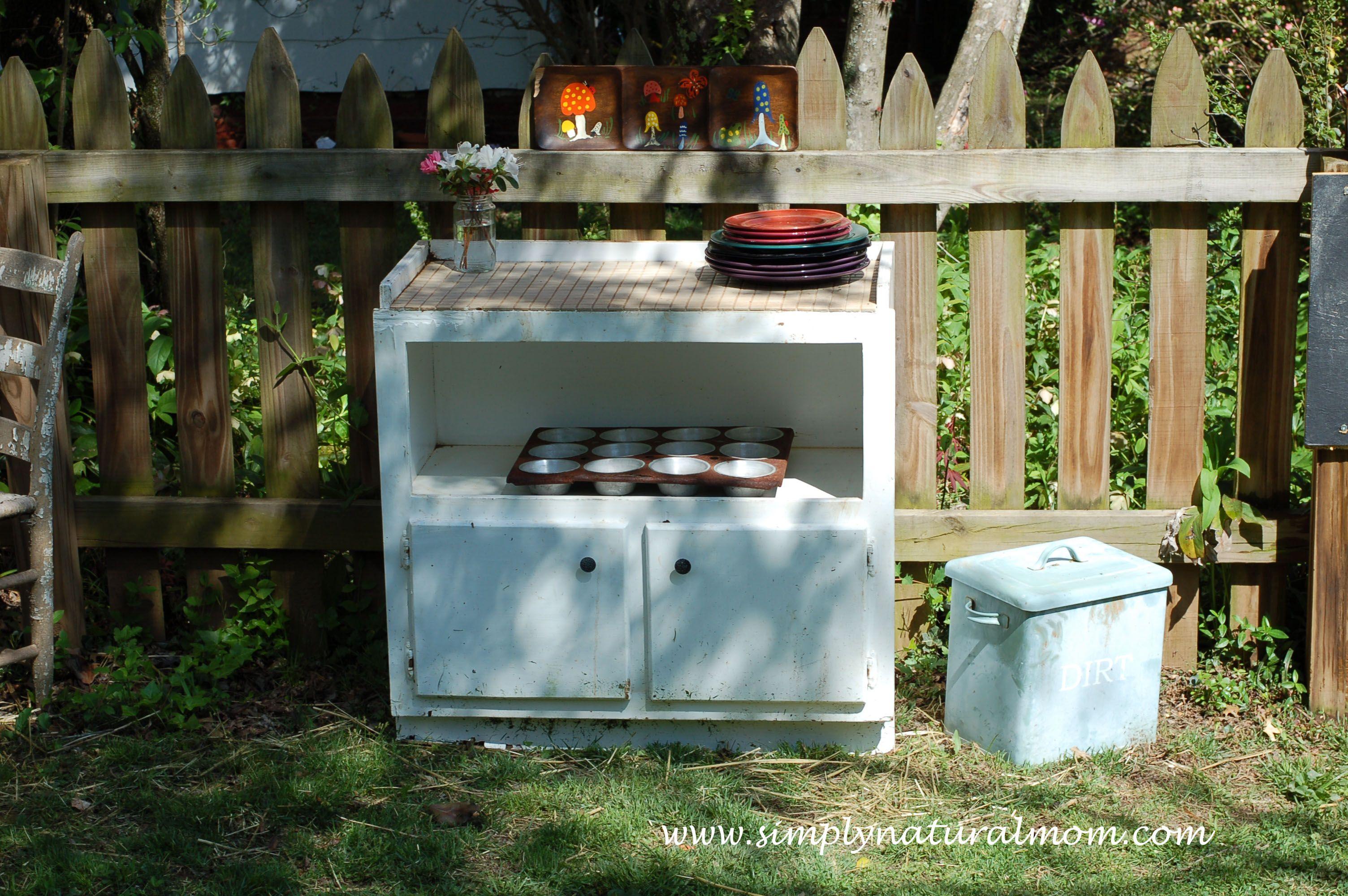 Related image Mud pie kitchen, Mud pie, Backyard fun
