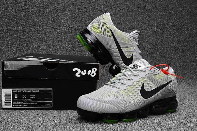 new concept 3000e 6d3f8 New Nike Air Max 2018 KPU Gray Black Men Shoes | Nike Air ...