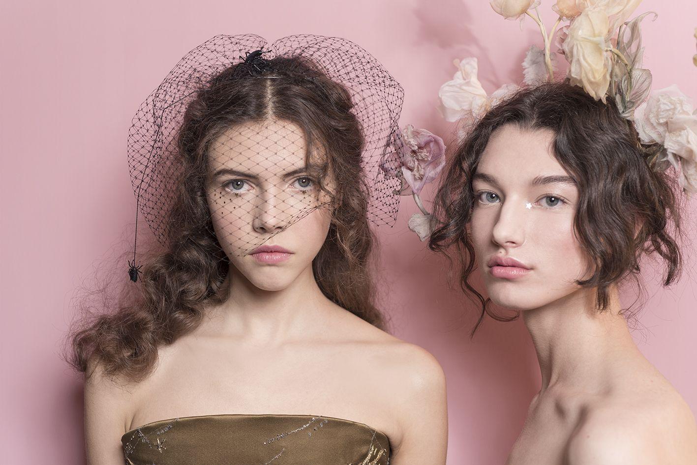 A beleza poética da alta costura da Dior | Passarela | Pinterest ...