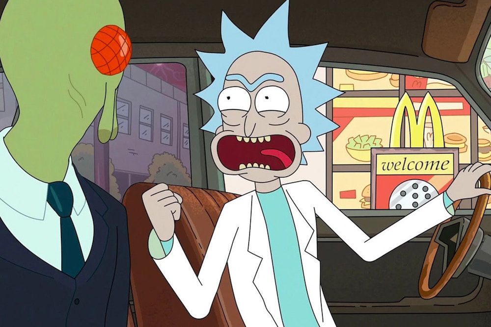 It's Coming Back! McDonald's Is Bringing Back 'Rick and