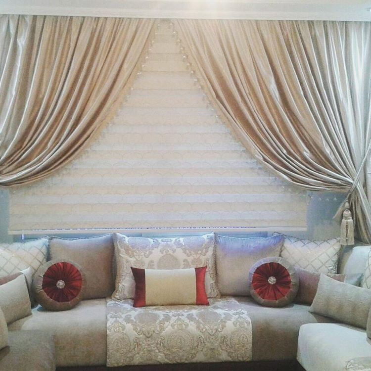 salon marocain moroccan living room