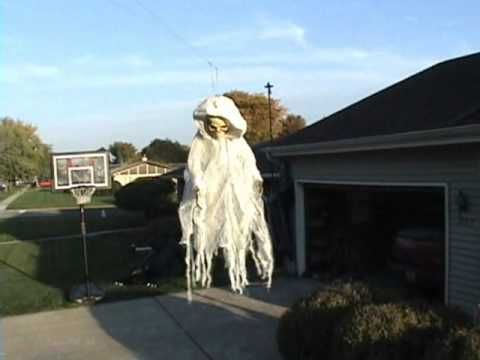 ▷ Axworthy Ghost - YouTube Ultimate Halloween Party Pinterest - how to make halloween decorations youtube