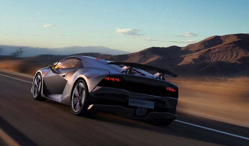 Lamborghini Sesto Elemento Hits The Track For The First Time   Designboom