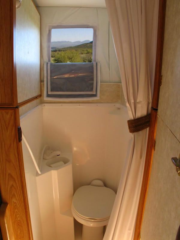 Merveilleux Pop Up Camper With Bathroom