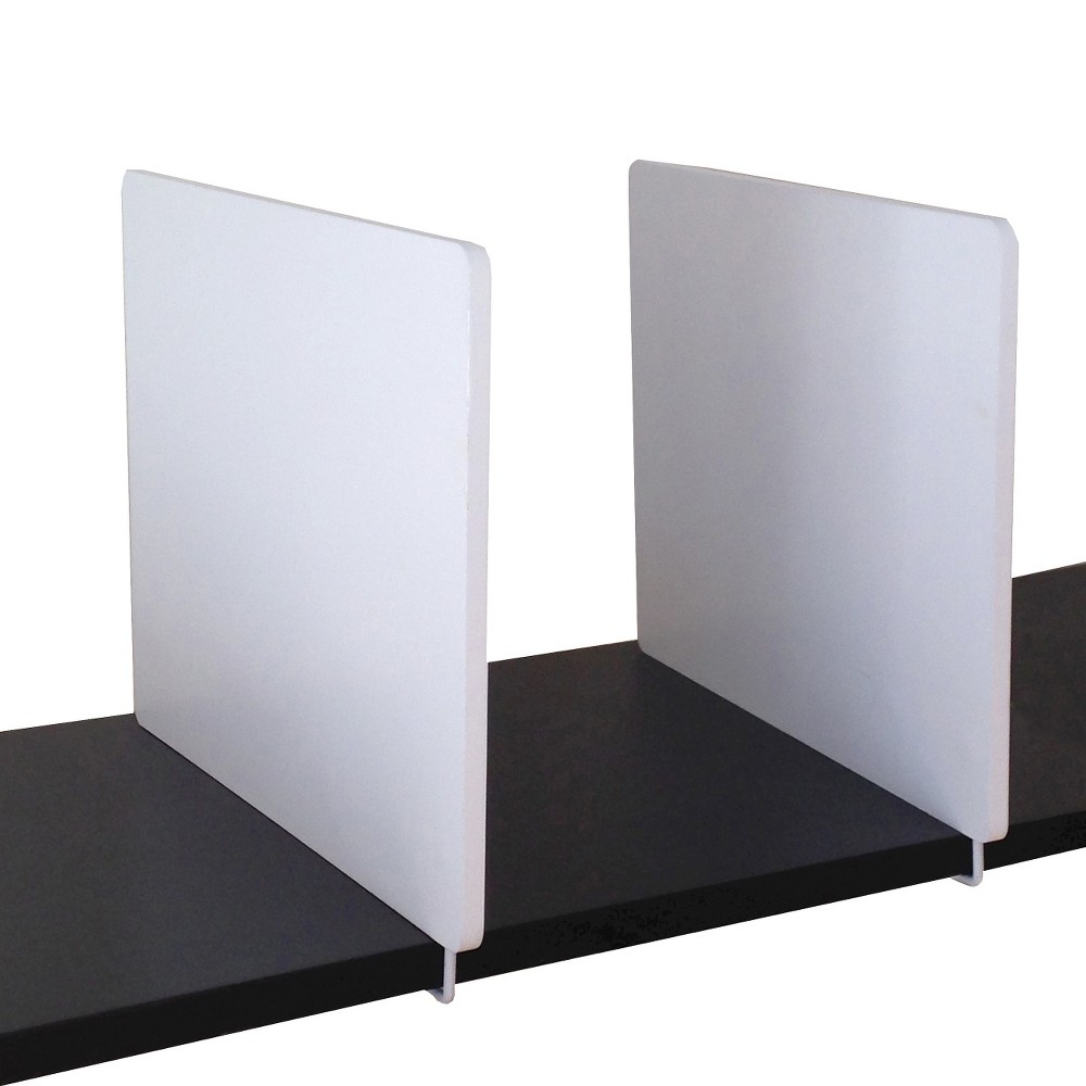 Axis closet shelf dividers pack white shelf dividers and products