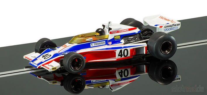 Scalextric - Legends McLaren M23 Limited Edition (C3414A) - Scalextric - Legends McLaren M23 Limited Edition (C3414A) #slotcar #Scalextric