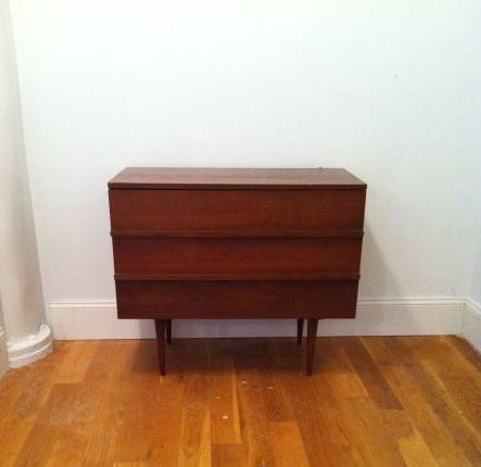Craigslist - great mid century pieces for very little ...