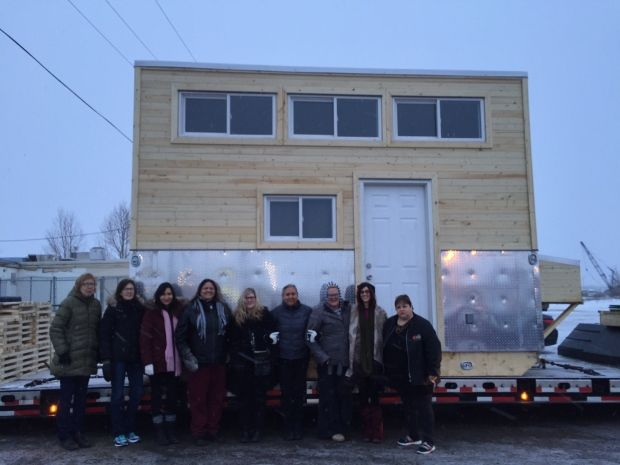 Tiny Homes May Help Address Housing Issues In Opaskwayak