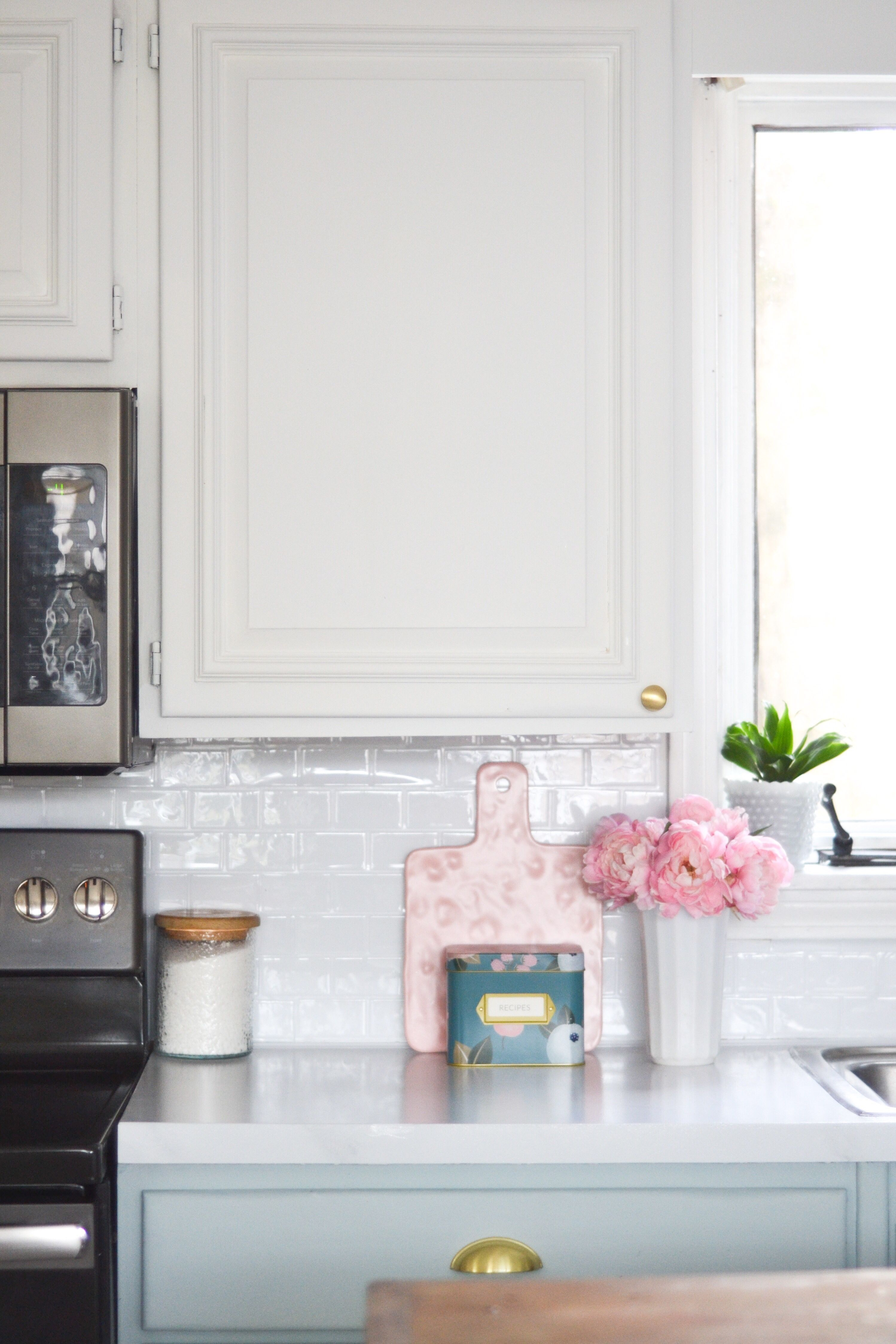Diy marble painted countertops