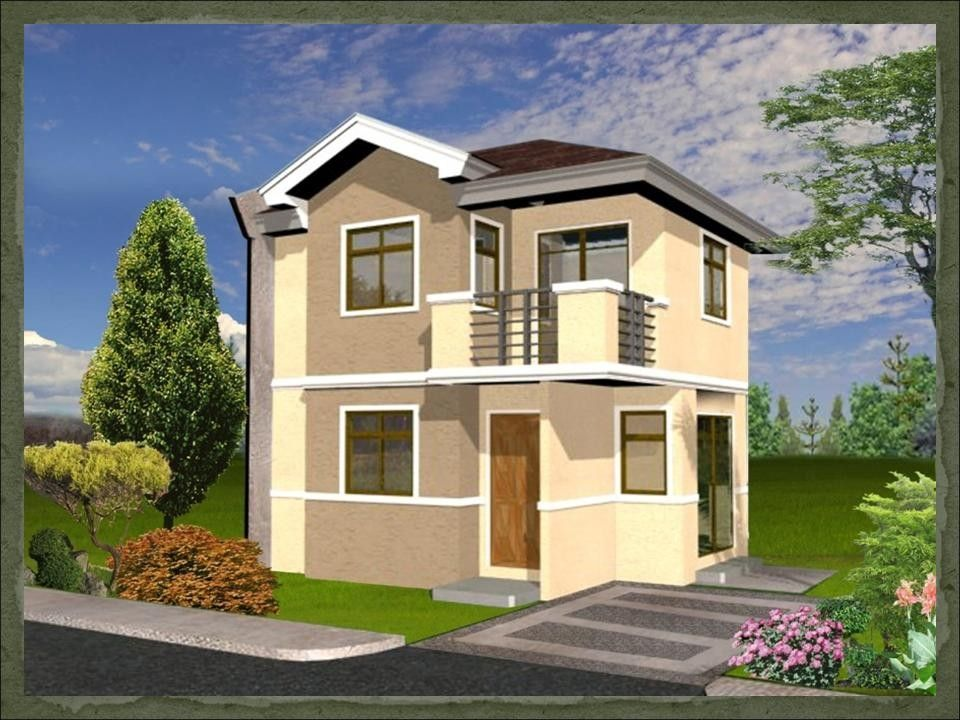 Best Small Two Story House Plans Home Inspiration Tempat