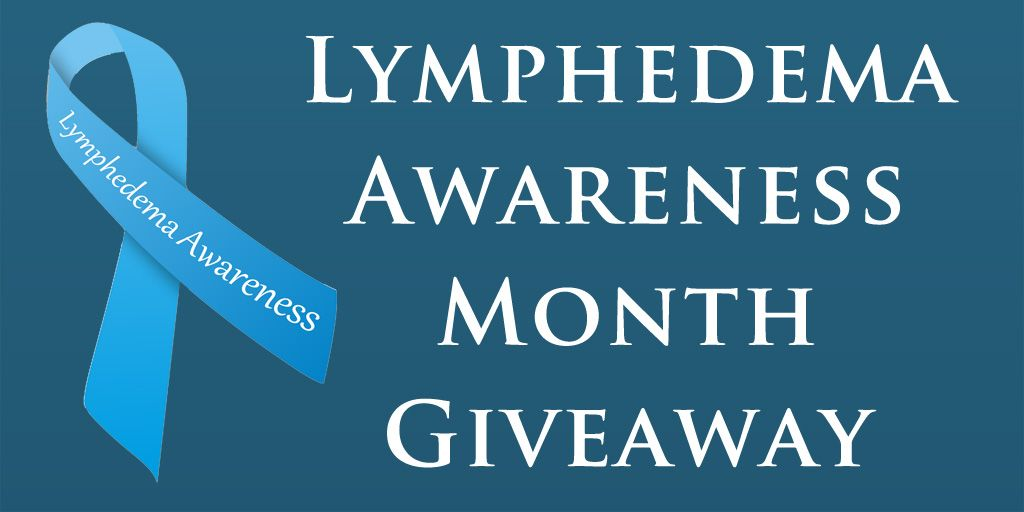 391fe4b9ca Lymphatic Research Giveaway | BrightLife Direct Blog - Learn more about  lymphedema and the second World Lymphedema Day, plus enter to win a $100  gift card ...