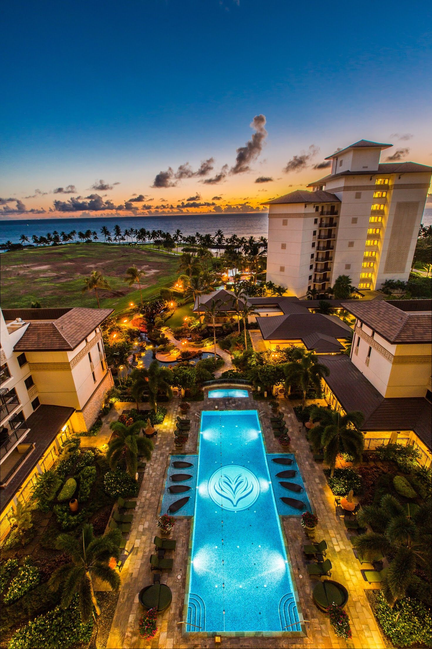 23BD Vacation rental condos at the Beach Villas Resort in