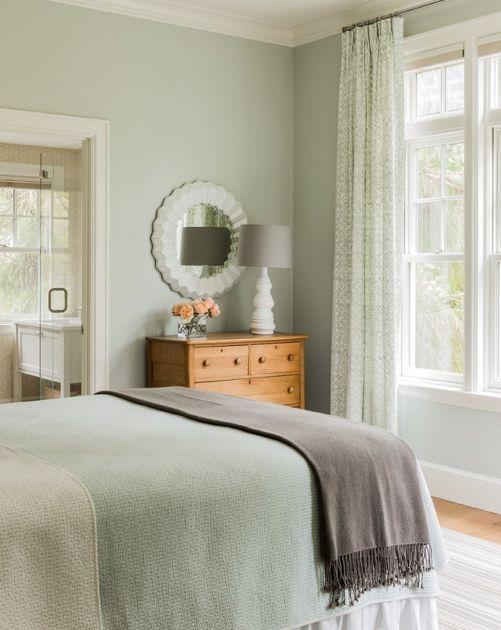 Bedroom Color Paint Sage