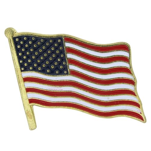 American Flag Lapel Pin Flag Lapel Pins American Flag Pin American Flag Lapel Pin