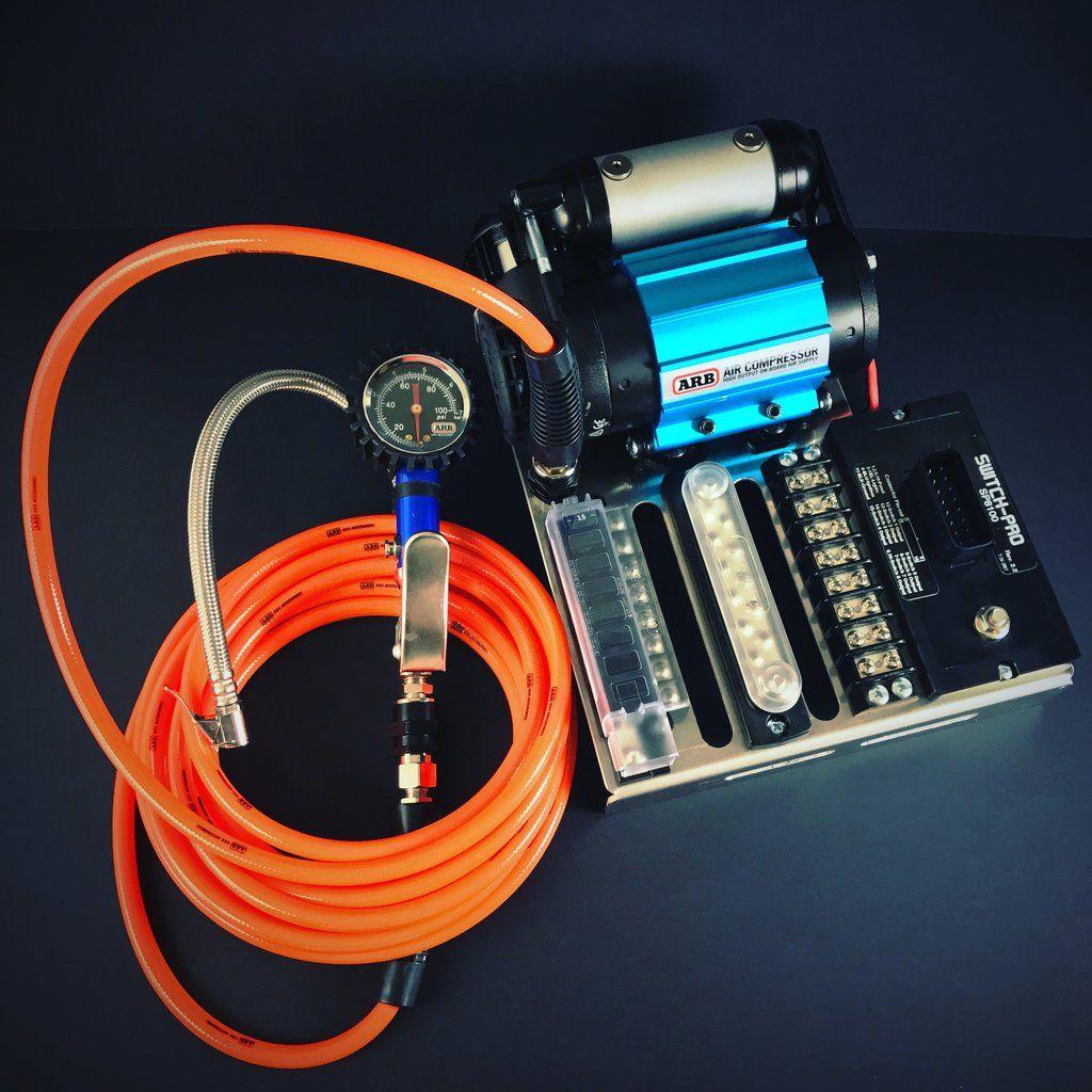 Arb Compressor Wiring Tacoma World Forums