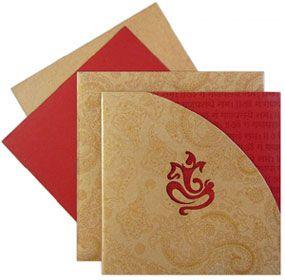 Hindu Wedding Cards Indian Invitations Online