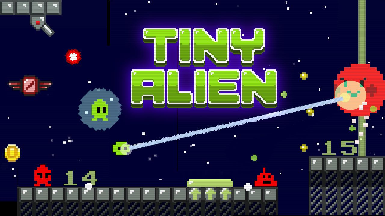 Jump and shoot your way through space! Can you defeat the
