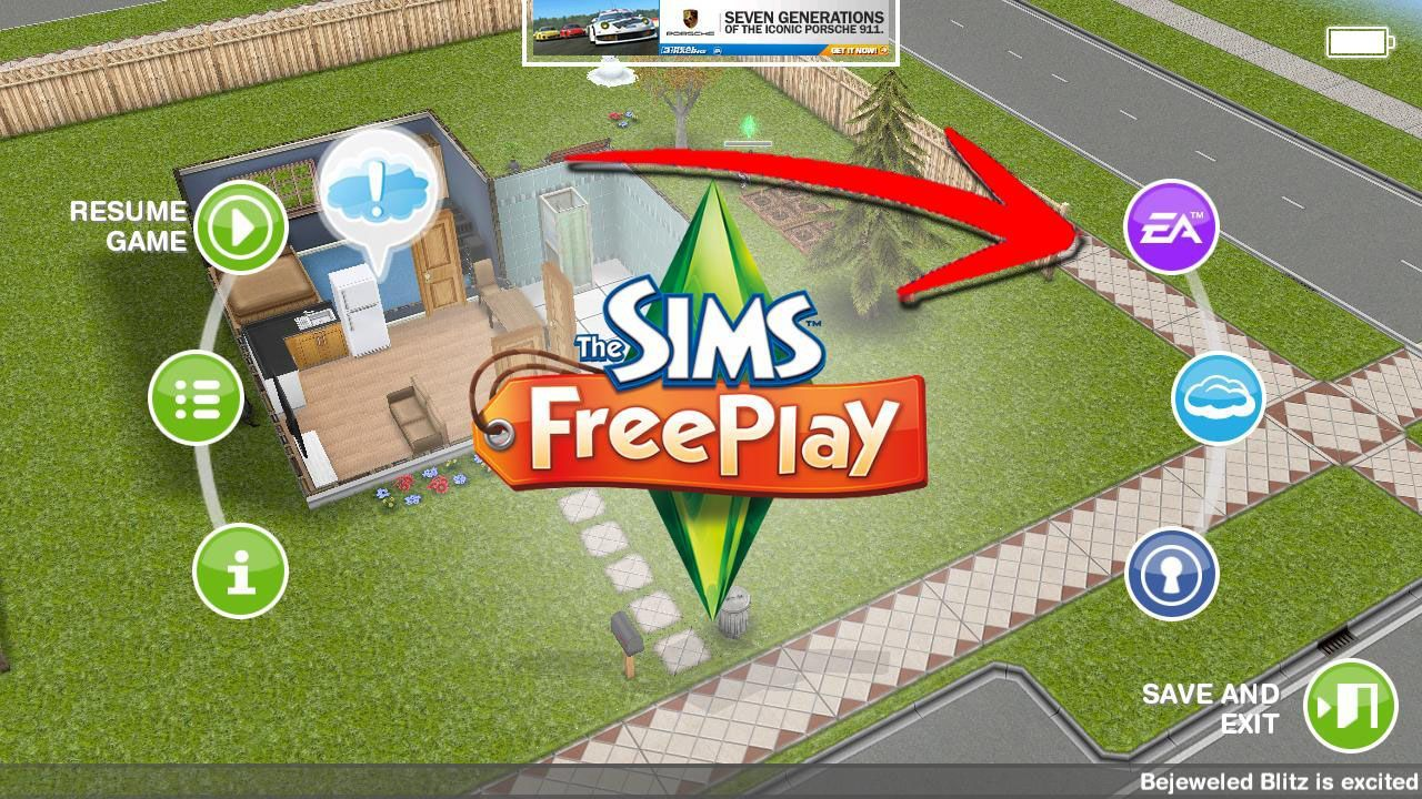 How Do You Hack Sims Freeplay