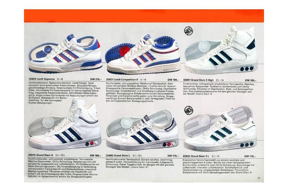 shoes adidas catalog adidasAdidas 1987 sized 02Vintage zLUMpqGSV