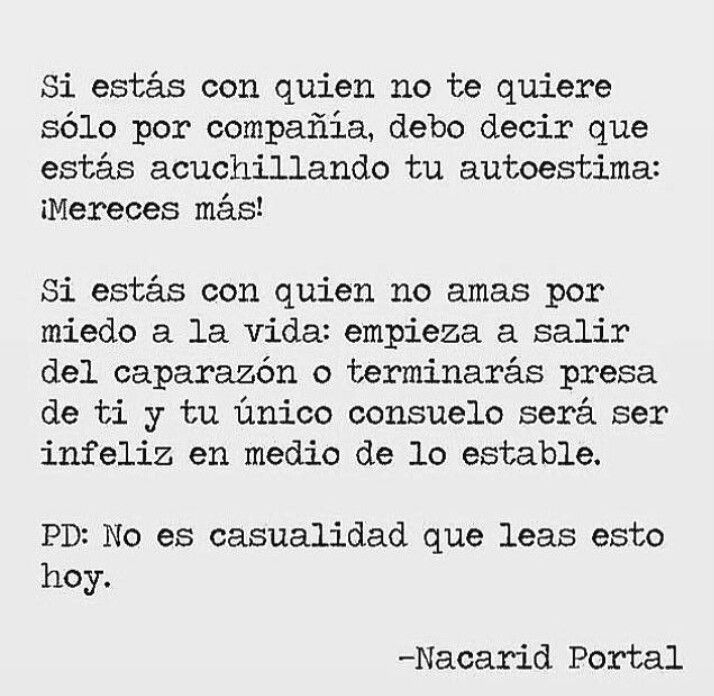 Nacarid Portal Feelings Pinterest Portal Quotes Y Frases