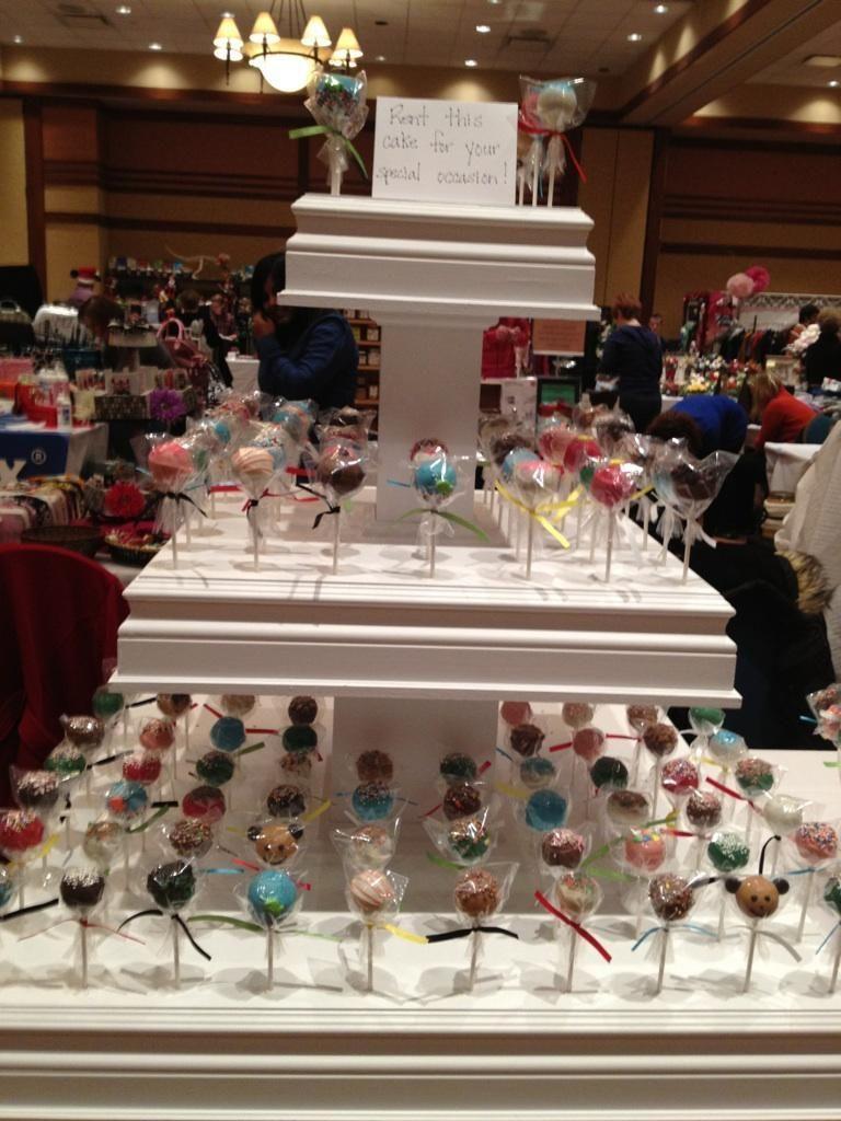 Cake pop stand john made cake pops cake pop stands