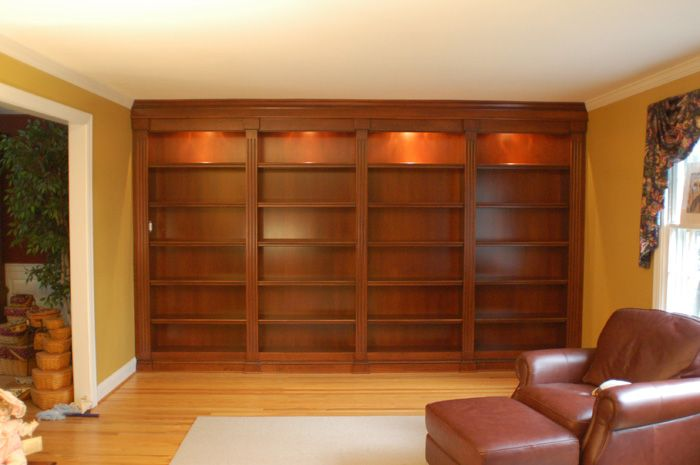 1000 images about built in bookcases on pinterest built in bookcase bookcases and built ins bookcase lighting ideas
