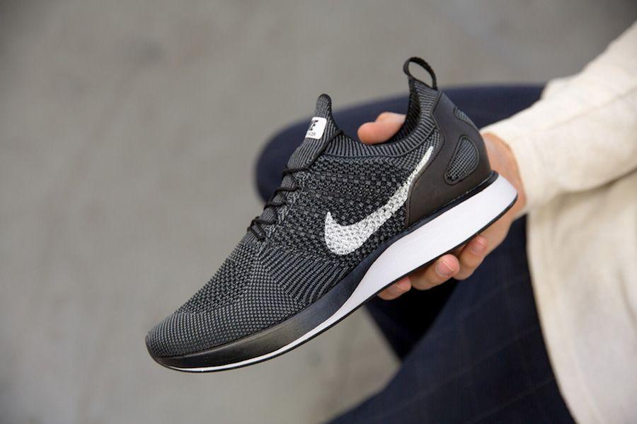 Nike Flyknit Roshe Courir Triple Mème Acheter Noir