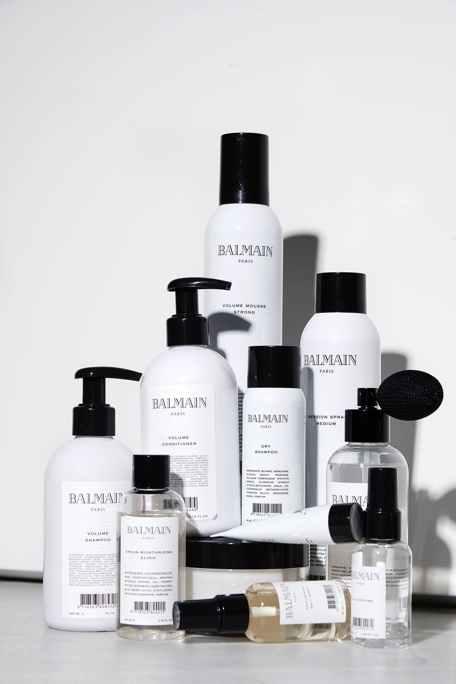 Balmain Hair Couture Collection! Balmain hair, Couture
