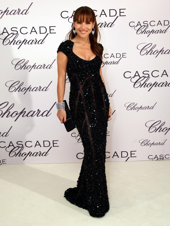{12 Pics} Elsa Pataky at the Chopard Perfume Launch