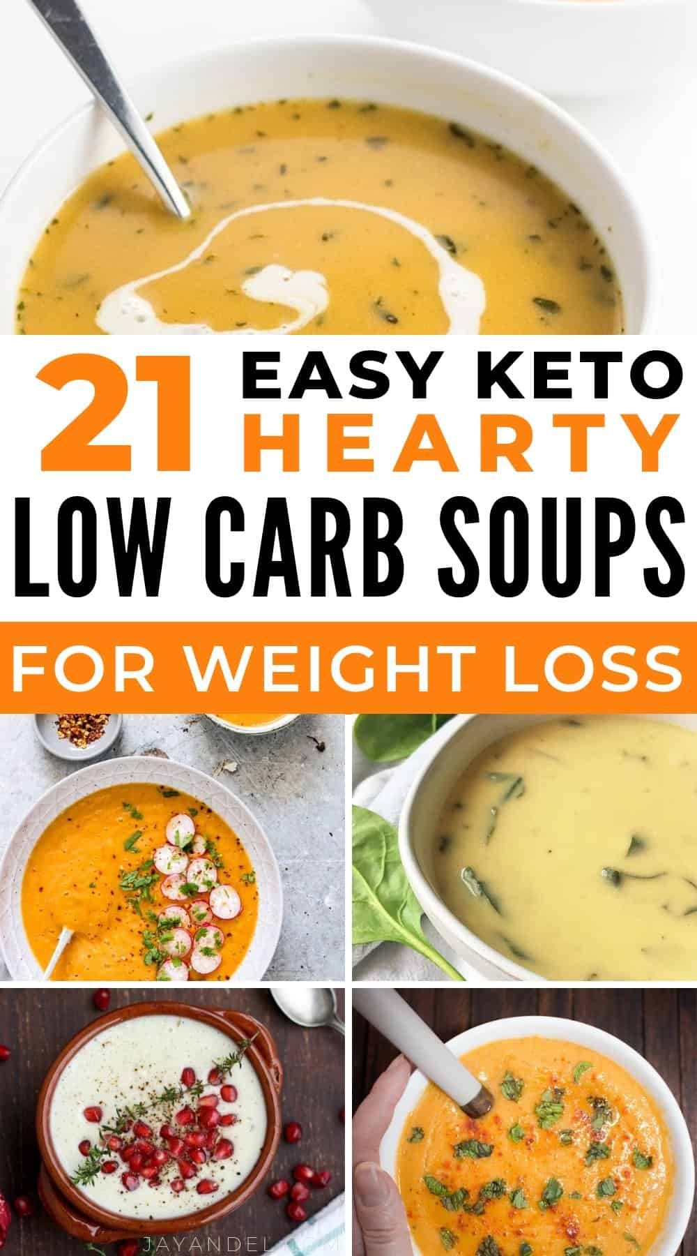 The Best Homemade Keto Soup Recipes You Ll Want To Add To Your Meal Plan Easy Soup Recipes Low Carb Soup Best Low Carb Recipes