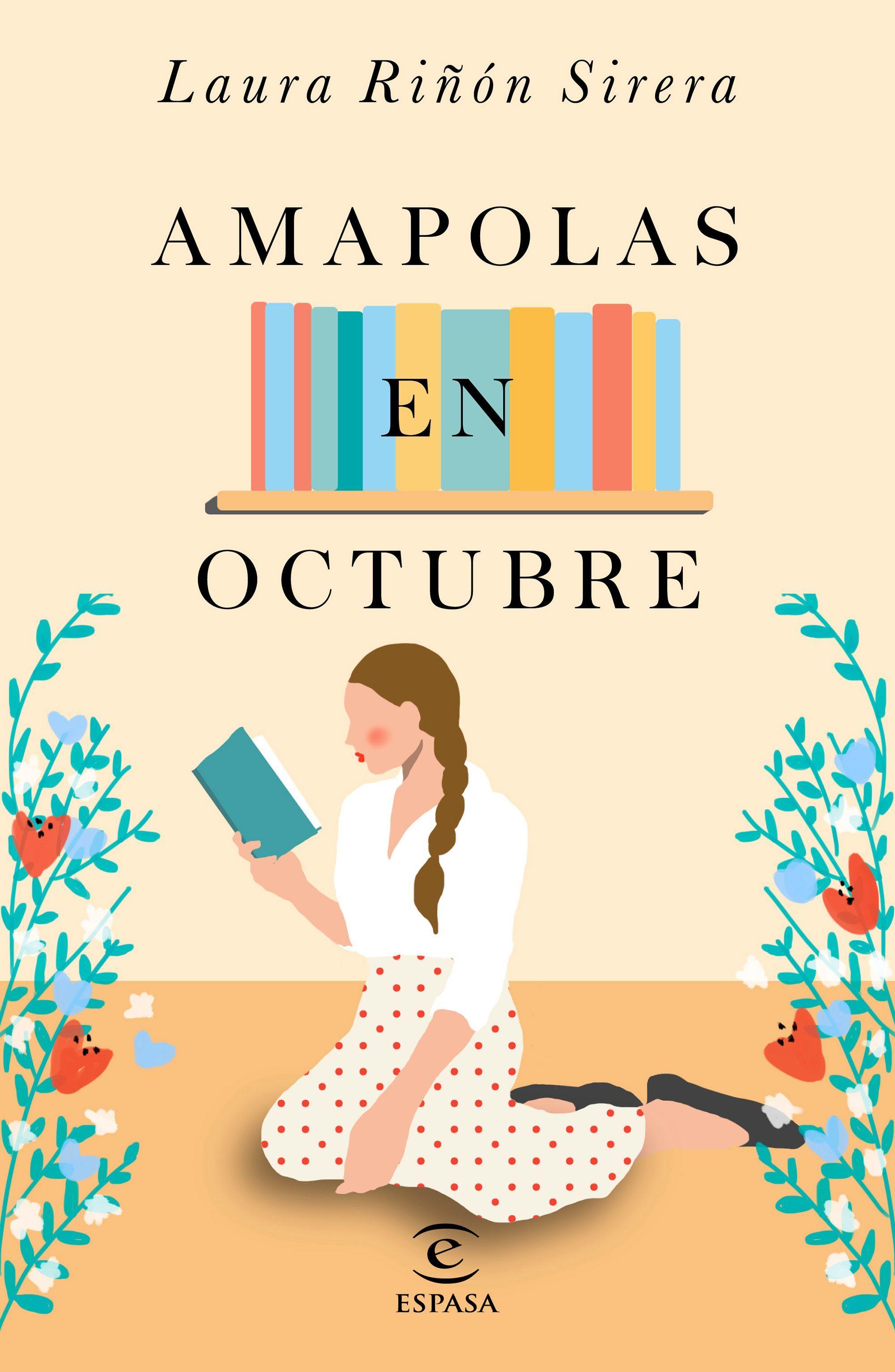 Ficha técnica: Autora: Laura Riñón Sirera Título: Amapolas en ...