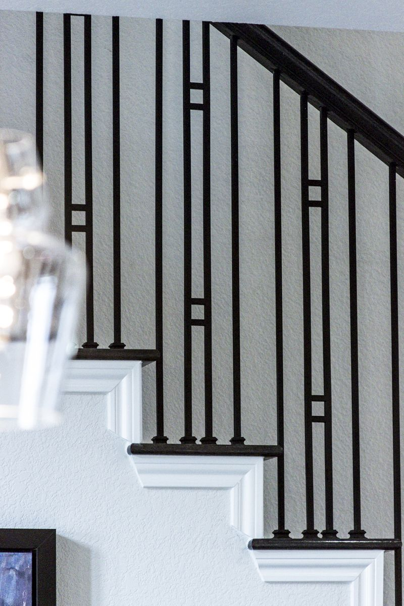 Best Iron Balusters Staircase Railing Design Stair Railing 640 x 480