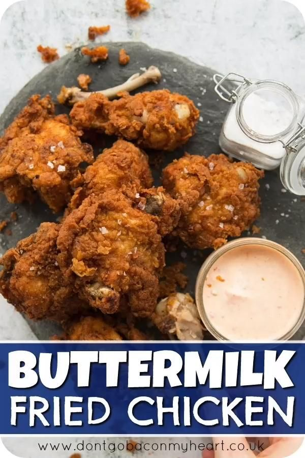 Buttermilk Fried Chicken Buttermik Chicken Friedchicken Video In 2020 Chicken Recipes Fried Chicken Recipes Beef Recipes