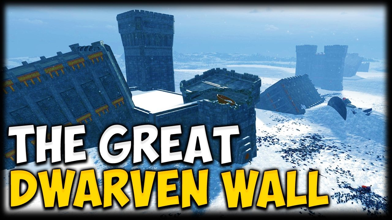 The great dwarven wall new map created with the terry battle map the great dwarven wall new map created with the terry battle map editor for tw gumiabroncs Image collections