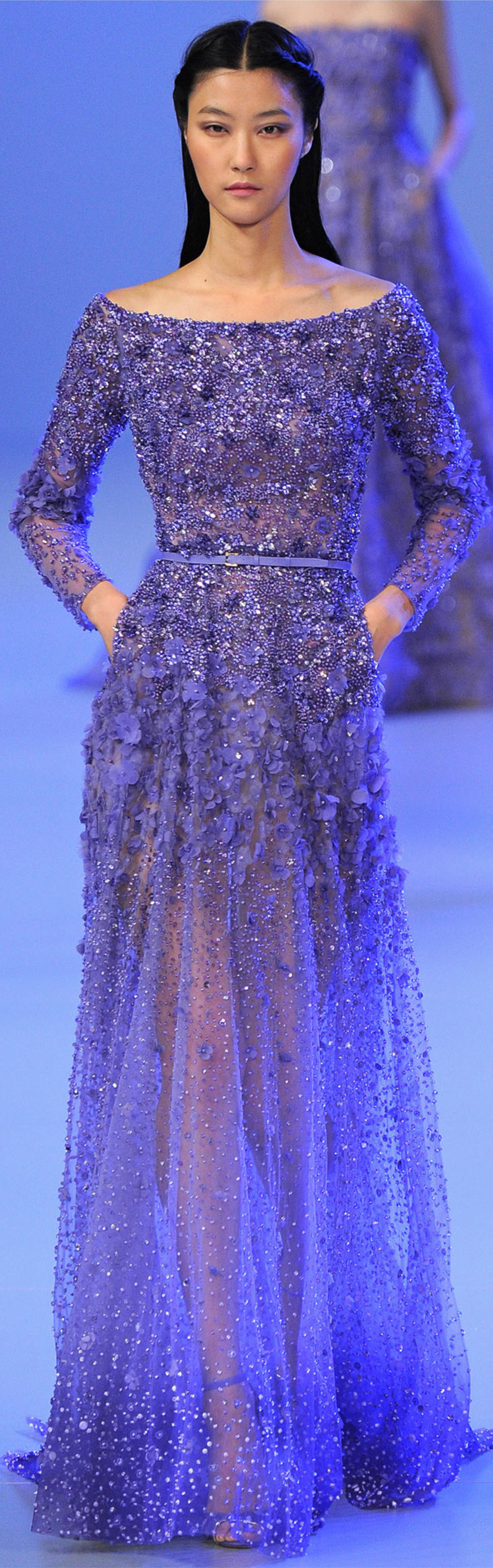 Elie Saab: The Designer Who Embodies Best A New Year\'s Eve Dress ...