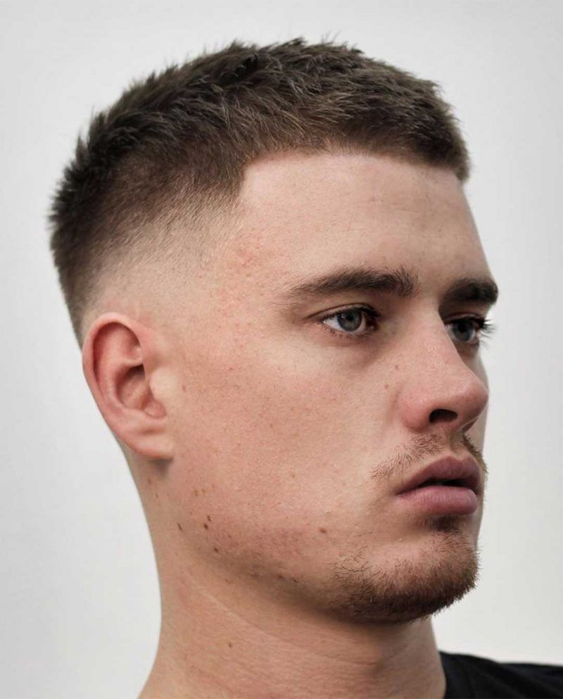 Military Haircut 9+ Best Army Haircuts For Men In 921 in 921 ...