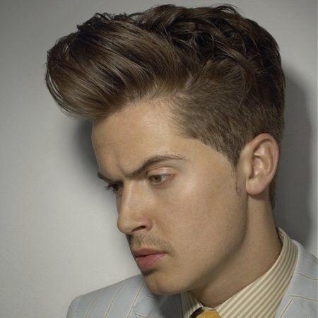 Manner Casual Formal Kurze Frisuren Trends Frisuren Mode