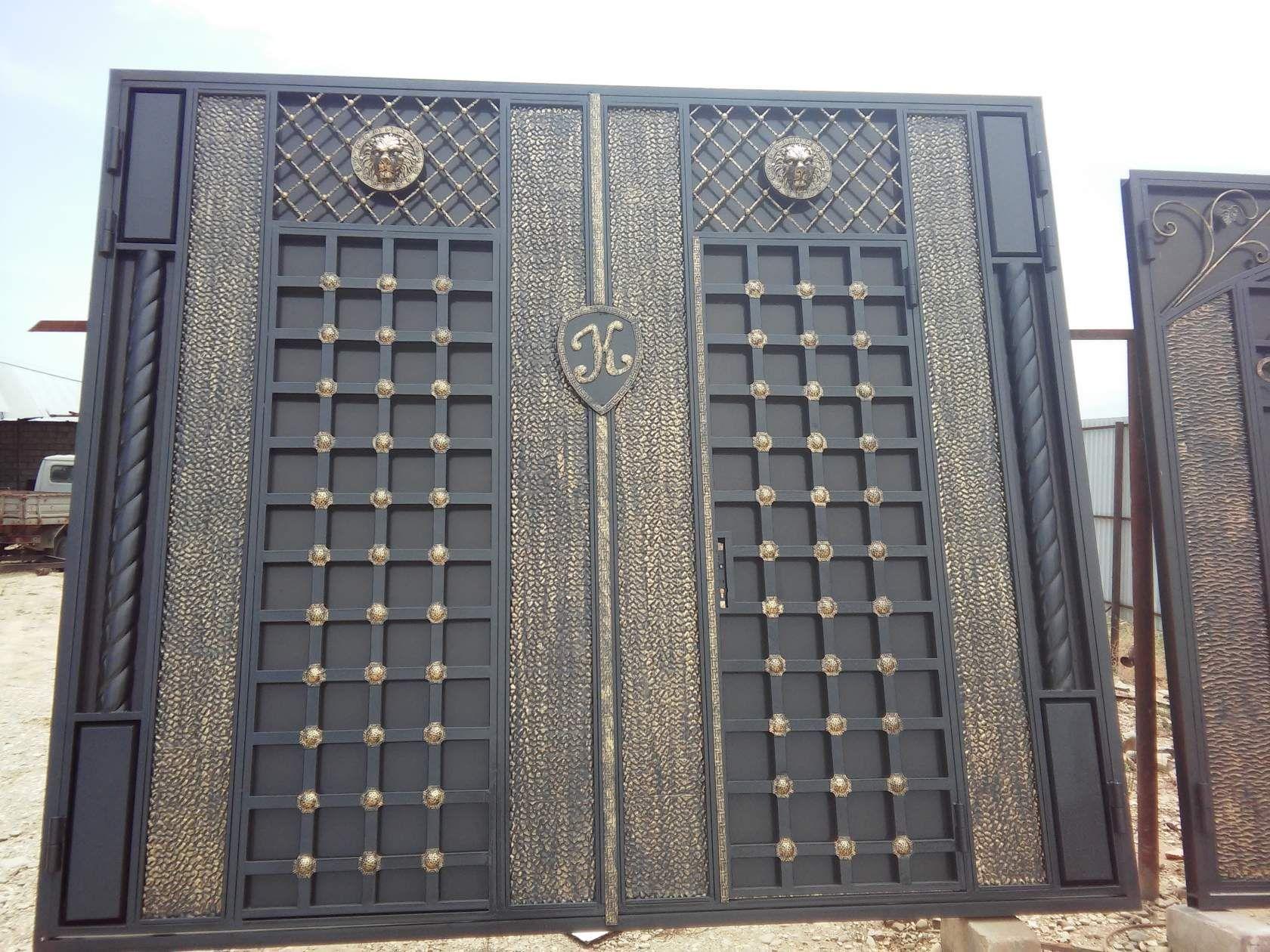 ворота для частного дома фото в узбекистане телевидении дикманн