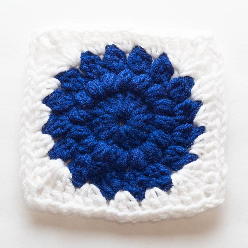 Sunburst Granny Squares Crochet Crafting And Cosplay Crochet
