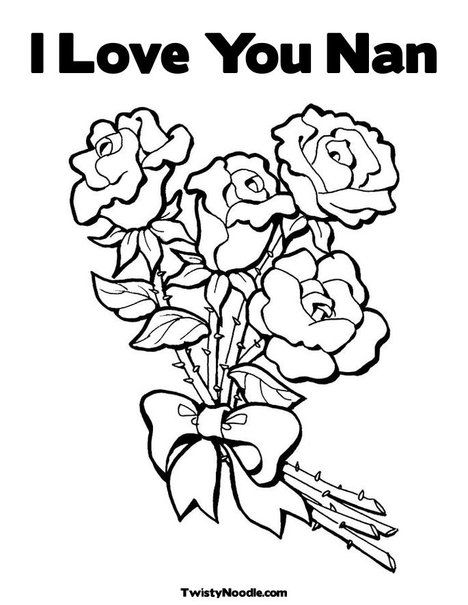 i love you best friend coloring pages Sylvie Guillems Sunday