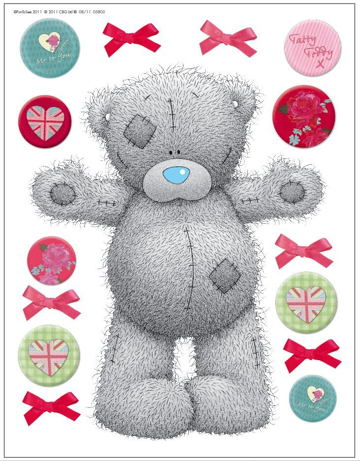 Best Tatty Teddy Big Bear By Me To You Wallpaper Direct 400 x 300