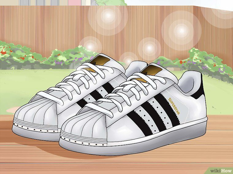 Keep White Adidas Superstar Shoes Clean | Superstars shoes