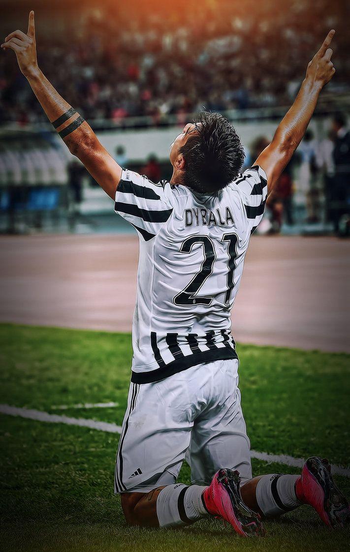 Paulo Dybala Juventus IPhone Wallpaper HD