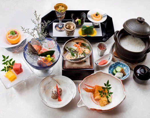Resultado de imagen para comida japonesa La Kaiseki Ryori