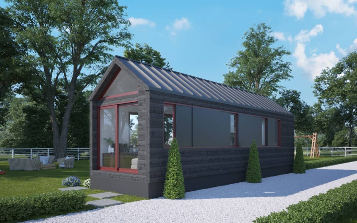 Odin Tiny House For Sale In Lake Park Florida Tiny House