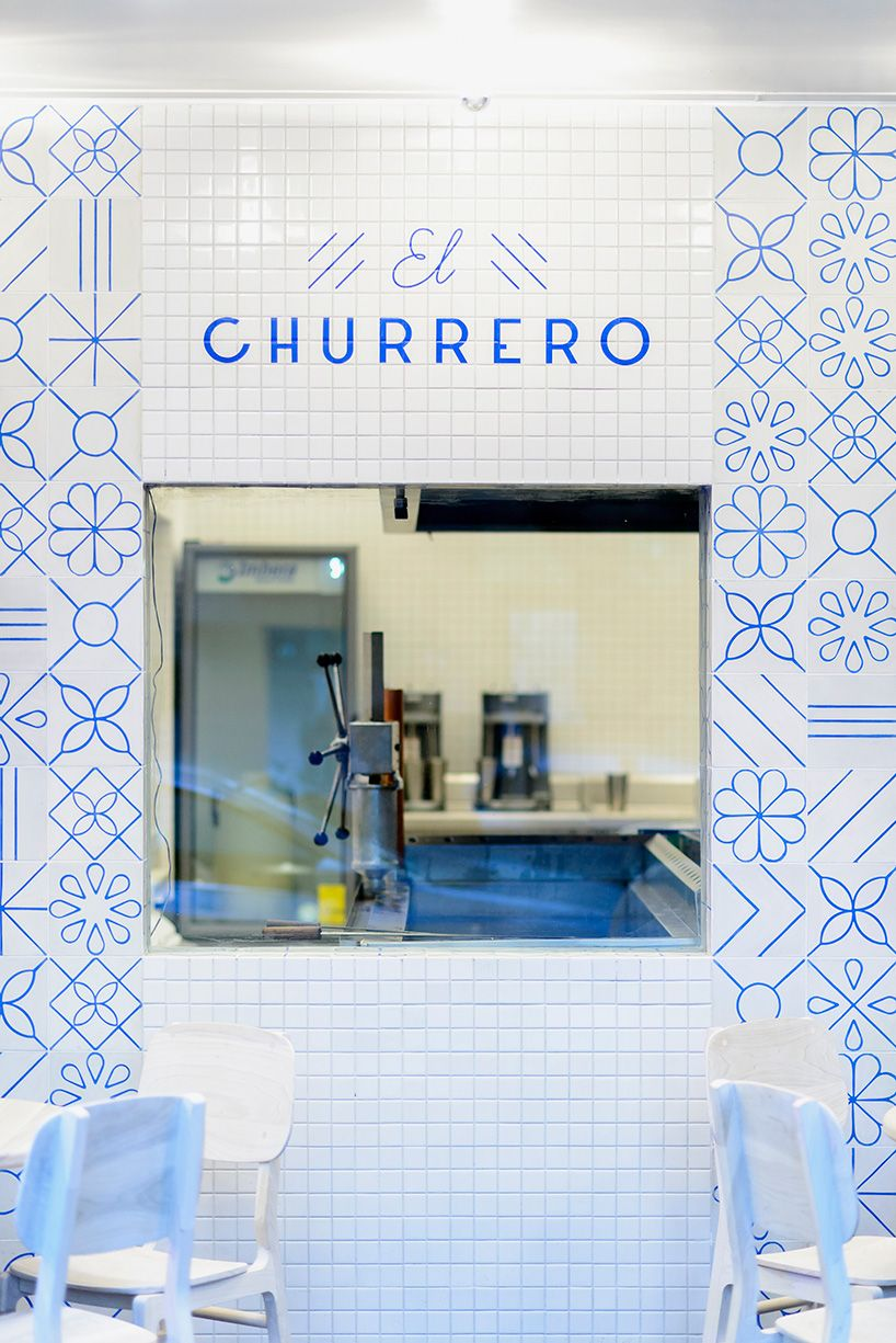 cadena asociados creates graphic compositions that set the style at mexico's el moro