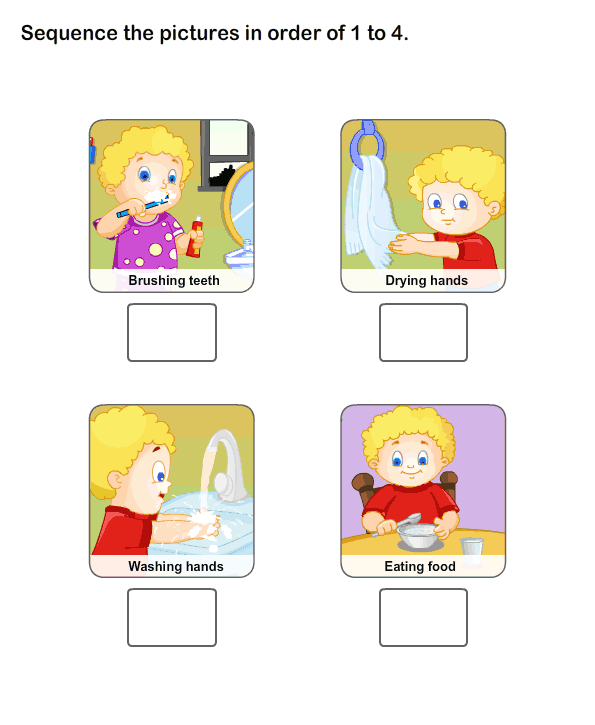 Educational Worksheets For Kids | Personal Hygiene Kids Worksheets ...