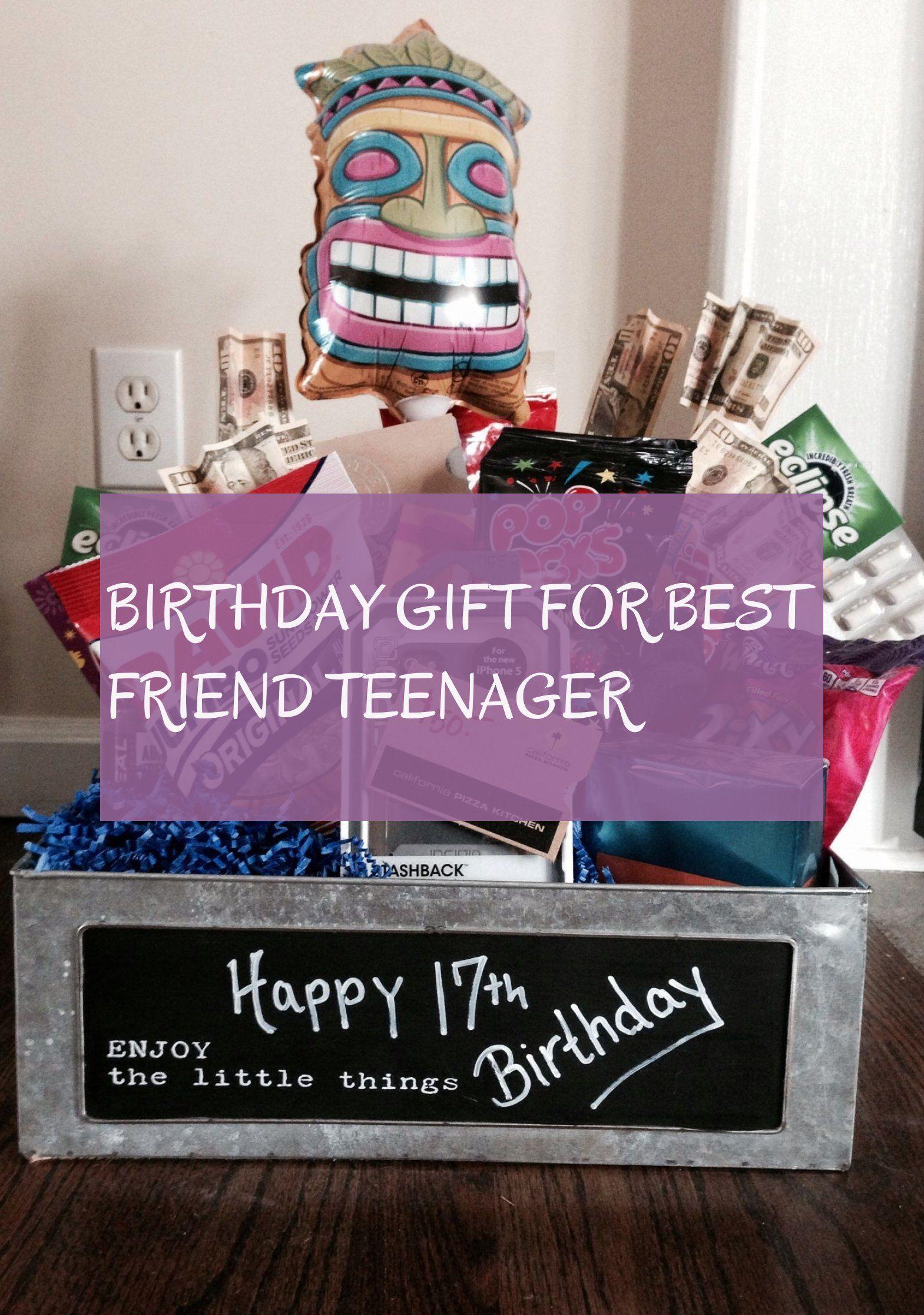 Geburtstagsgeschenk Für Besten Freund Teenager