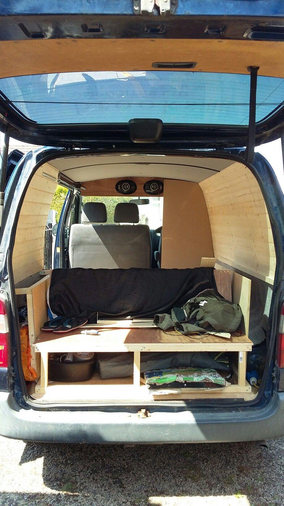 7d4a236c7e Toyota Hiace DIY camper