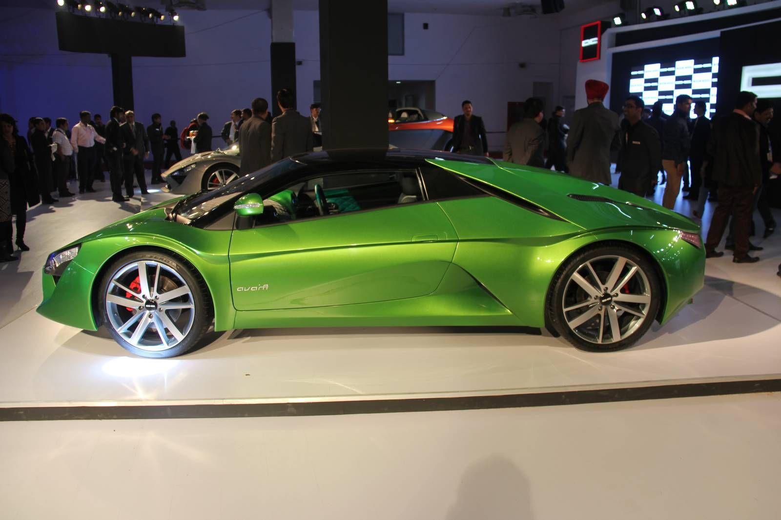 Dc Design Avanti Sports Car Ready For Production Sports Car Car Hot Cars